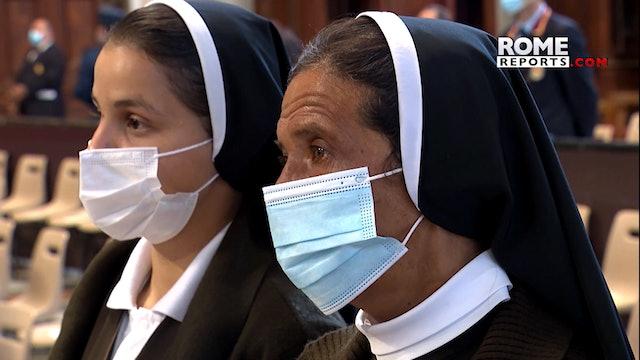 Liberada monja colombiana tras cuatro años de secuestro yihadista