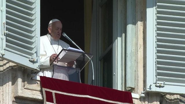 Papa espera que cumbre sobre Libia sea inicio del camino hacia fin de violencia