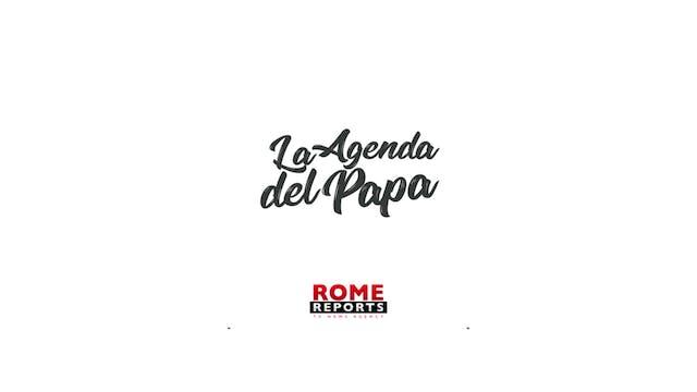 La Agenda del Papa 15/10/19
