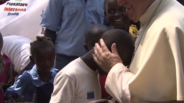Pope's trip to Africa 2019
