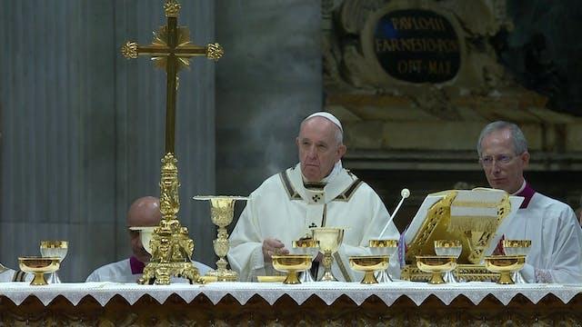Papa en Misa de Epifanía: Cuando el h...