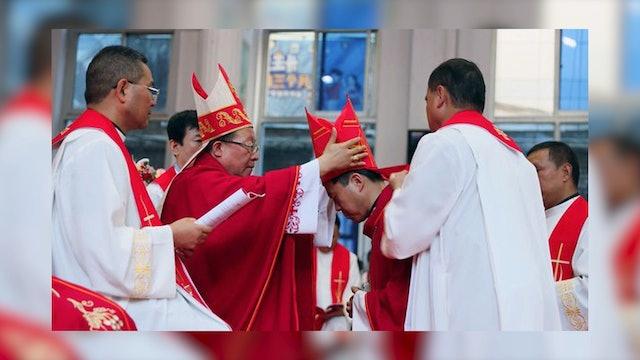 Papa nombra nuevo obispo en China tras acuerdo con gobierno