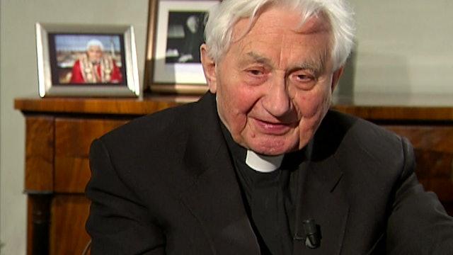 Fallece Georg Ratzinger, hermano de Benedicto XVI