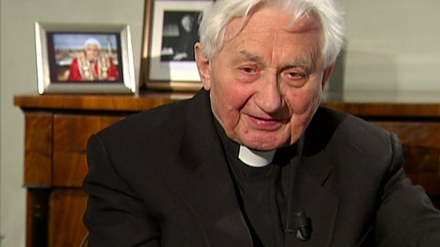 Fallece Georg Ratzinger, hermano de B...