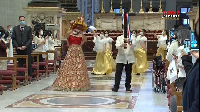 Pope celebrates Mass for 500 years of...