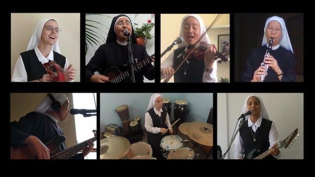 Siervas band turns up the volume duri...
