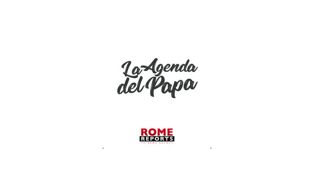 La Agenda del Papa 28/01/20