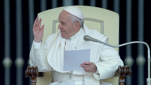 """Pope concludes his catechesis on the """"Our Father"""" prayer"""