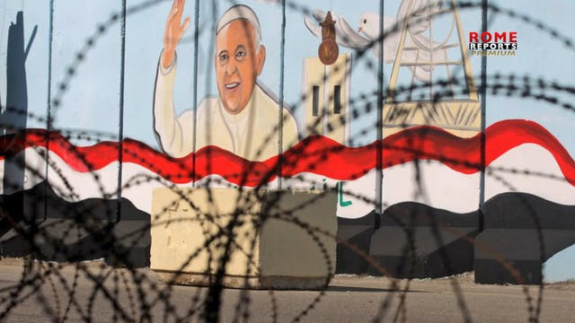 Papa visitará catedral en la que al Q...
