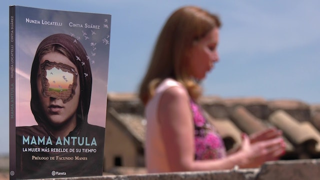 Mama Antula, the Argentinean Pope Francis could turn into a saint