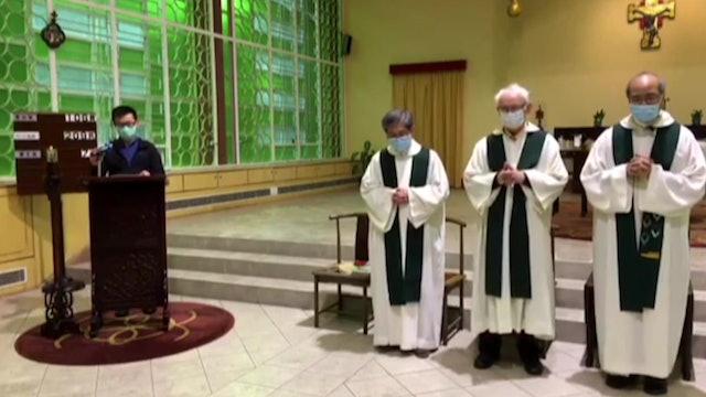 Ante el coronavirus, iglesias toman medidas para garantizar atención pastoral