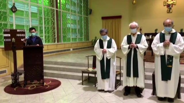 Ante el coronavirus, iglesias toman m...