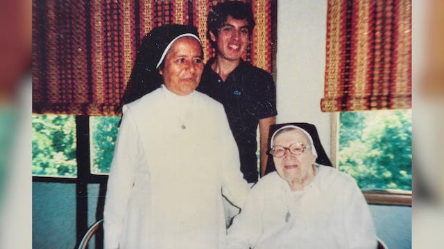 The nun who was killed by terrorists ...