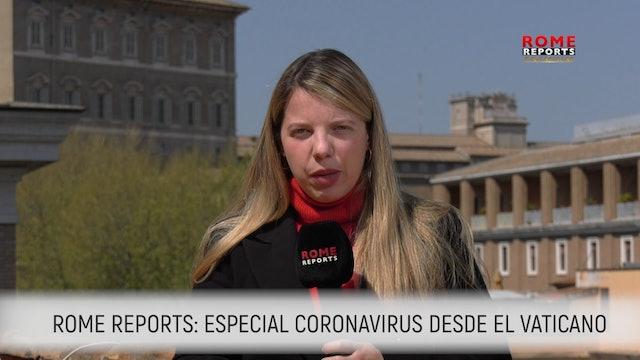 ESPECIAL CORONAVIRUS: Gran donación del Papa a un hospital en el norte de Italia