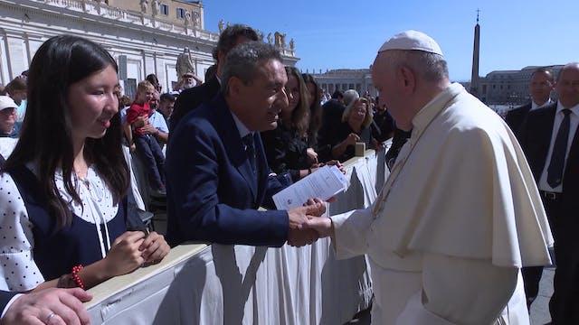 Piden apoyo al Papa para lanzar nueva...
