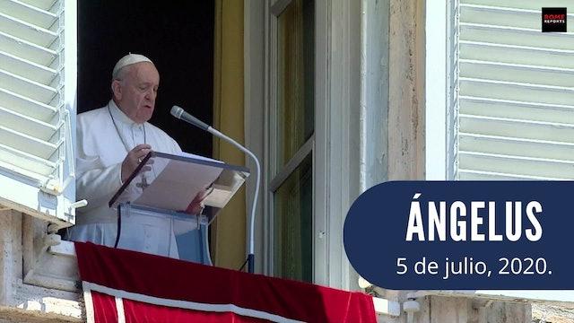 Francisco apoya petición de alto el fuego global inmediato ante la pandemia