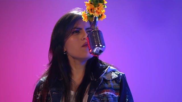Ana Bolívar, la cantante que quiere d...