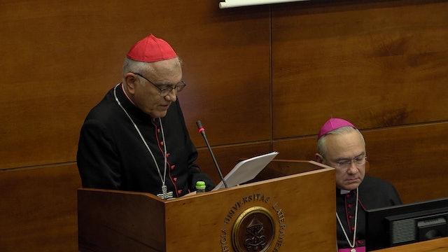 Cardenal Porras sobre el Sínodo: Hay que asumir la realidad de la casa común