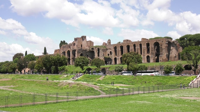 Roma presenta una espectacular visita virtual al Circo Máximo