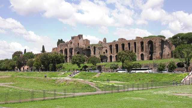 Roma presenta una espectacular visita...