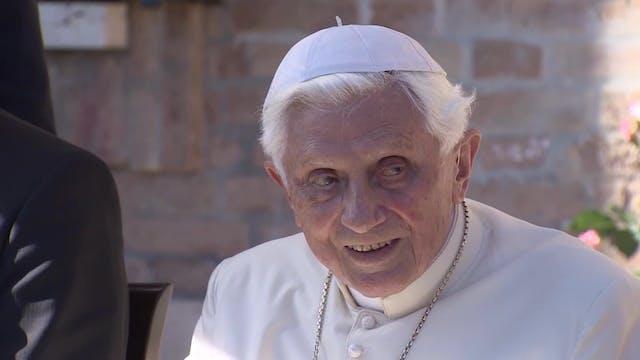 Benedicto XVI cumple 93 años y el dom...