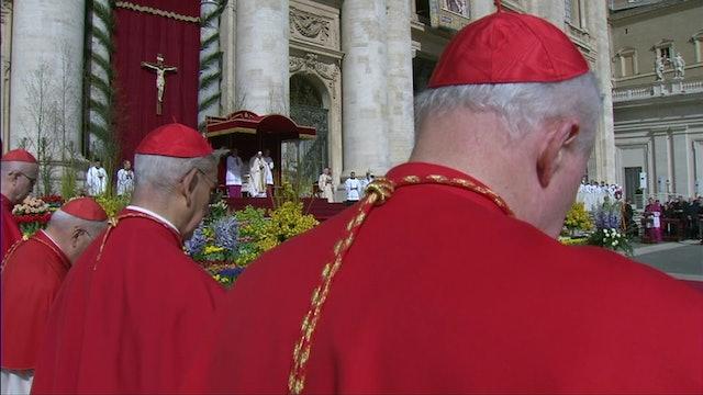 Disminuye el número de sacerdotes por primera vez desde 2010
