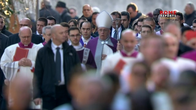 Pope Francis' seven proposals for seven Lenten seasons
