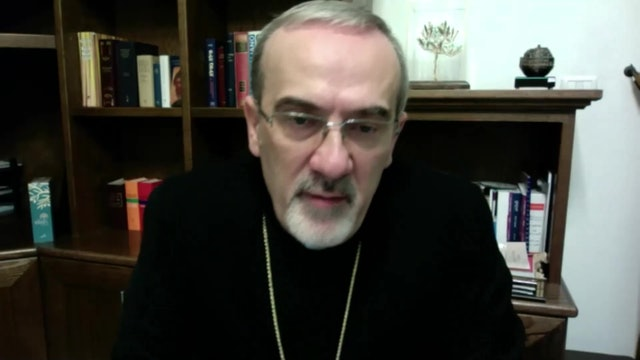 Christmas under Covid in the Holy Land - Patriarch Pierbattista Pizzaballa