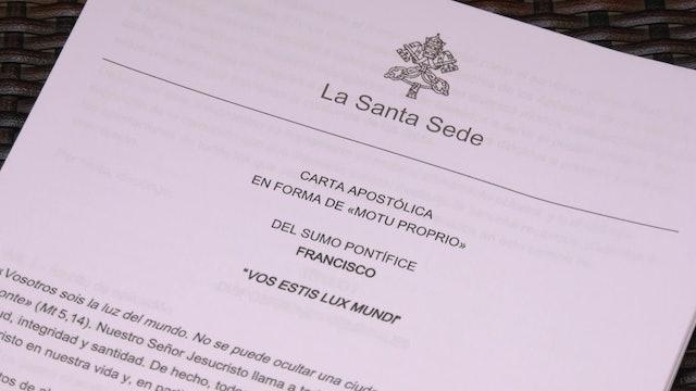 Ya está en vigor la ley vaticana para dar respuestas a víctimas de abusos
