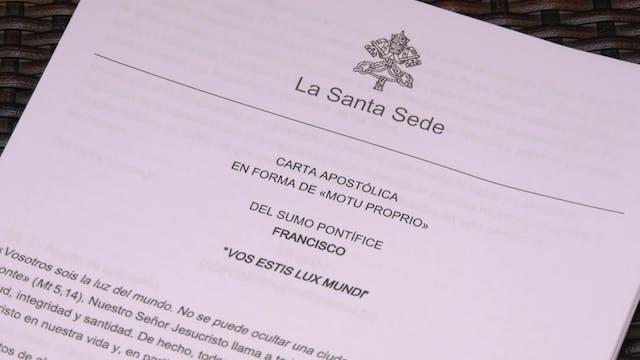 Ya está en vigor la ley vaticana para...