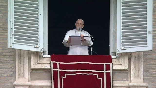Papa Francisco: Los cristianos tienen...