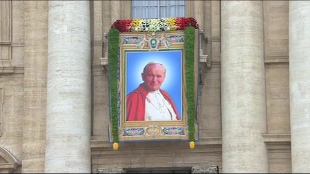 Five years since John Paul II's canon...