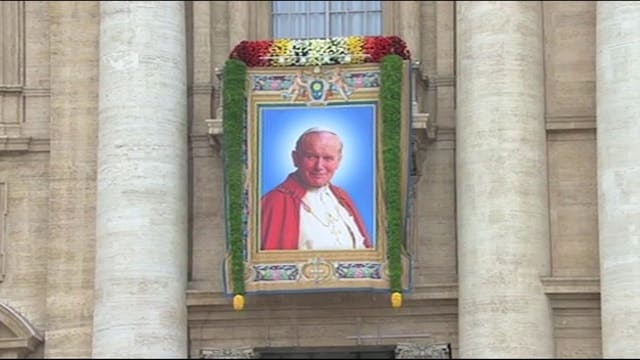 Se cumplen 5 años de la canonización ...