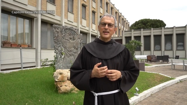 Pope Francis congratulates new Minister General of the Order of Friars Minor