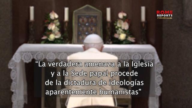 Benedicto XVI lamenta dictadura ideológica sobre aborto y matrimonio homosexual