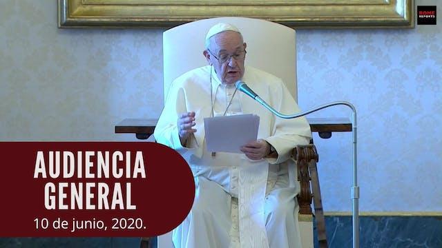 Papa: En la oración Dios nos devuelve...