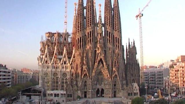 El arquitecto de la Sagrada Familia q...