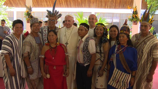 Vatican launches ambitious Laudato si...