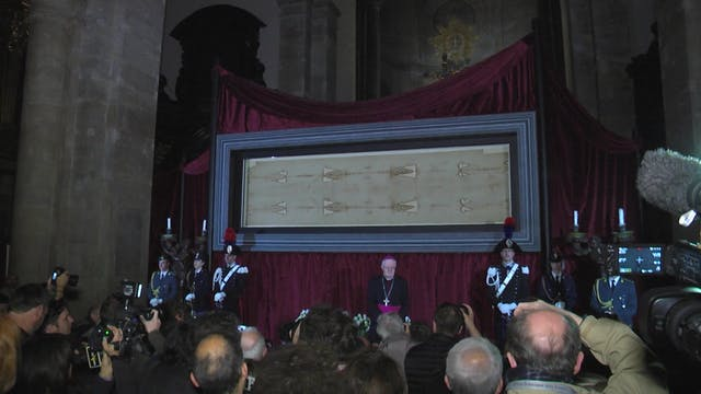 The Shroud of Turin: the holiest reli...