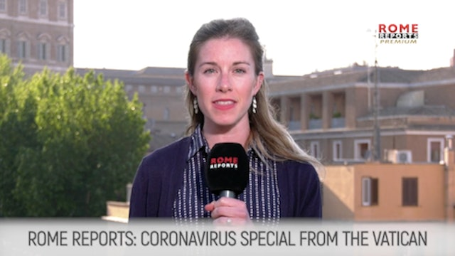 CORONAVIRUS SPECIAL: Update at Italy and Vatican's situation regarding phase two