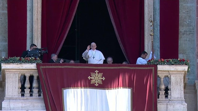Pope Francis' schedule for 2019 Christmas season