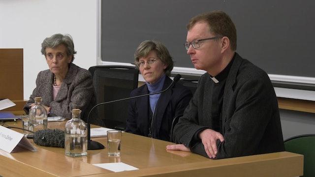 Cómo ayudar a víctimas de abusos, según representantes del Vaticano y la ONU