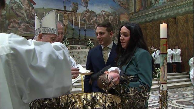 Vaticano publica estadísticas: 6 de10...