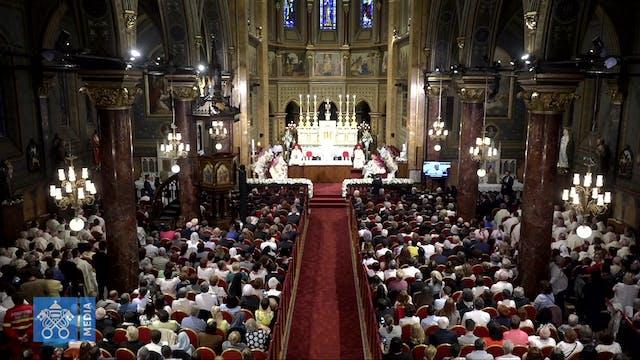 Papa a católicos de Rumanía: Si no se...