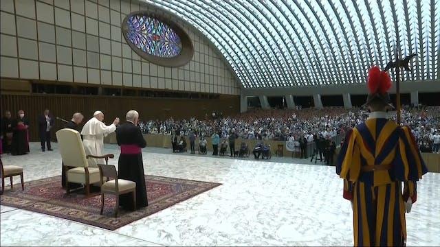 El Papa reflexiona sobre un error de ...