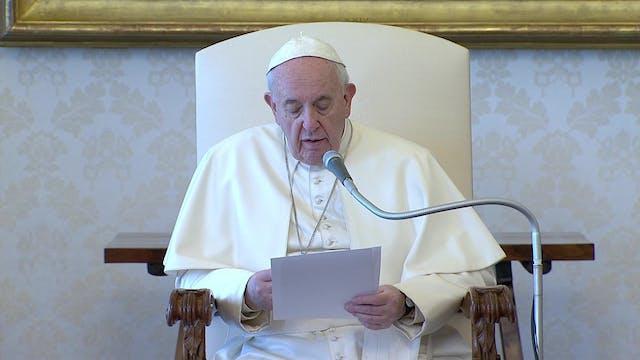 Papa en la audiencia: La batalla más ...