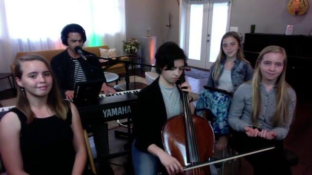 Catholic family band shares joy of th...