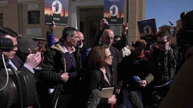Víctimas de abusos piden al Papa medidas más concretas contra los abusos