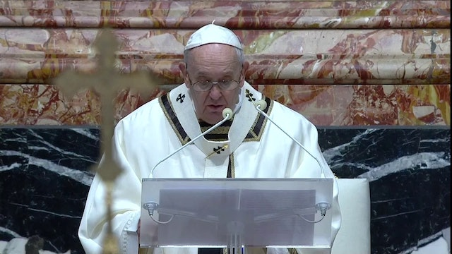 Pope on Epiphany: Set aside complaints and cast off dictatorship of the self