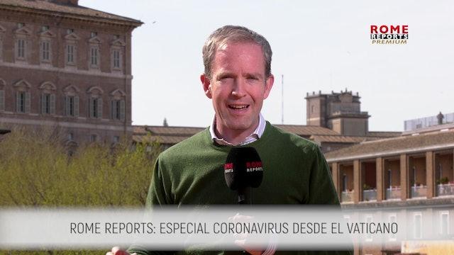 ESPECIAL CORONAVIRUS: Dos cardenales dan positivo y uno en cuarentena